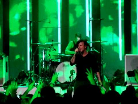 The Rasmus - In the Shadows (Live in Cologne 18.05.2012)
