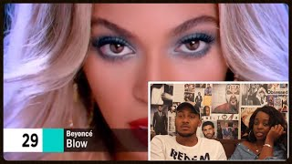Beyoncé Music Evolution (2000-2017) part 2 !! Video Reaction!!