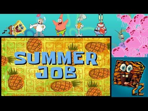 SpongeBob SquarePants Review: Summer Job