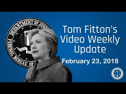'FBI Caught in ANOTHER Clinton Scandal Cover-Up' - JW President Tom Fitton