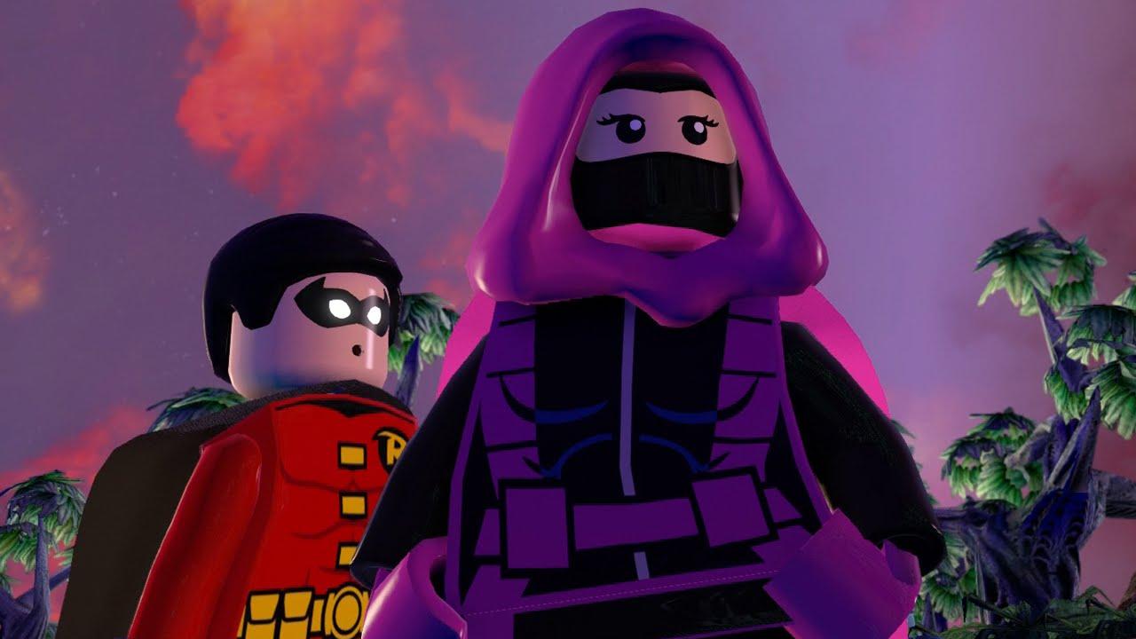 LEGO BATMAN 3 The Spoiler LORE Amp Gameplay YouTube