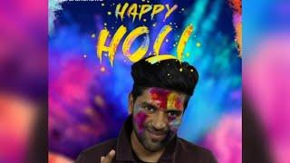 Guru Randhawa - Wishing Everybody A Very HAPPY HOLI 🎈🥳🎊