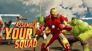 Top 10 Best Super Heroes Fighting Games for Android & is ios 2018
