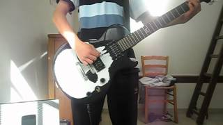 Manic Street Preachers - Of Walking Abortion (Guitar Cover)