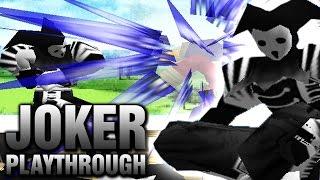 Fighters Destiny Joker Boss Playthrough HD Arcade Mode Unlocked Longplay Walkthrough Lets Play