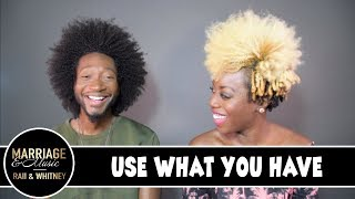 Ep 1 - Use What You Have | Marriage & Music | RAII & Whitney