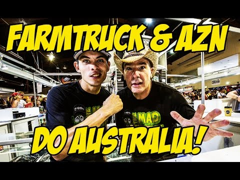 Download Youtube: Farmtruck and AZN Come to Australia