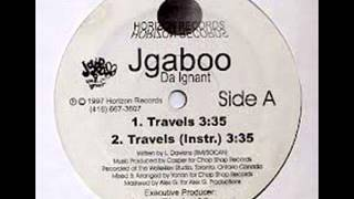 Jgaboo Da Ignant- Travels