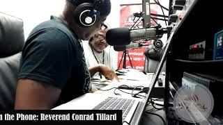 All Politics R Local The Vote with Conrad Tillard