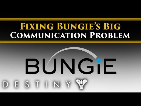 Destiny 2 Shows Bungie's big communication problem. How do we fix it?