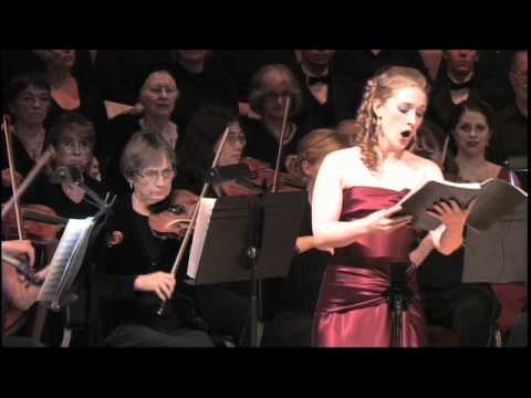 Opening Arias and Chorus from Handel's Messiah