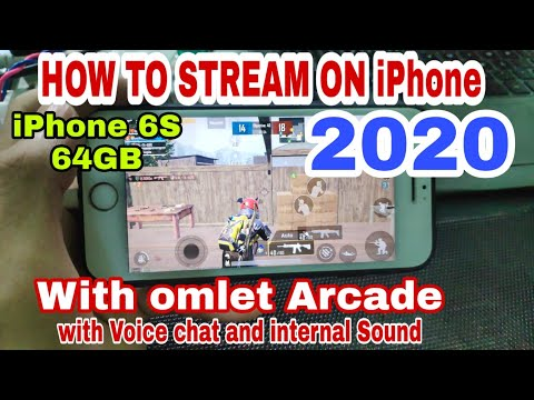 How To Stream PUBG On IPhone 2020