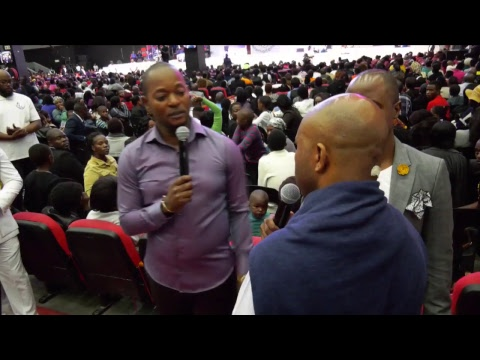 Holy Ghost  Service with Pastor Alph Lukau | Sunday 15/04/2018 | AMI LIVESTREAM