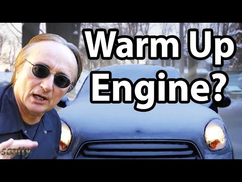 Should You Warm Up Your Cars Engine Before Driving? Myth Busted