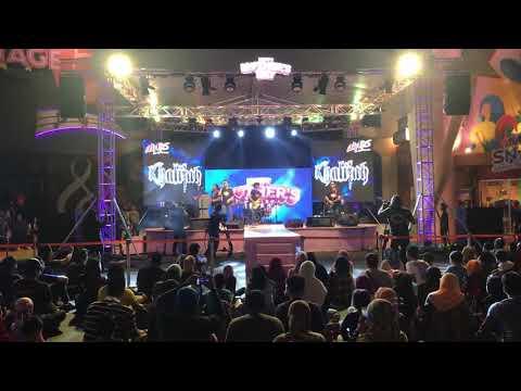 Khalifah - Kasihnya Laila - Live at Maps