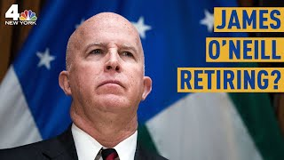 NYPD Commissioner James O'Neill May Step Down, Sources Say | NBC New York I-Team