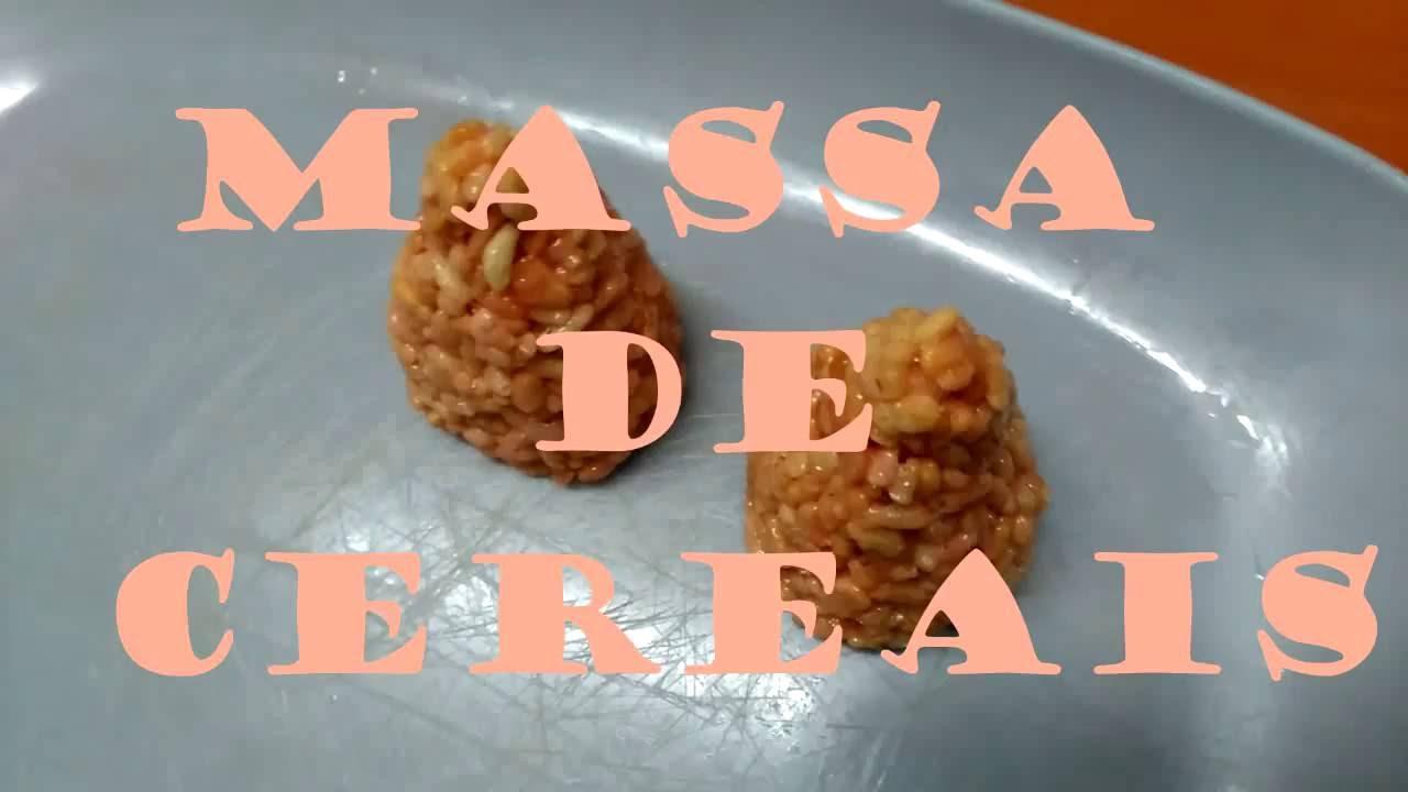 Cake Decorating Company Massa : Massa de Cereais Rice Krispies Treats (english subs) - YouTube
