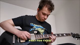 Pray For Them (Lagwagon guitar cover)