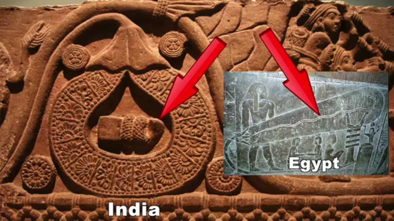 ancient egypt technology indian bulbs