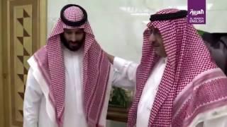 Former Saudi Crown Prince pledges allegiance to Mohammed bin Salman