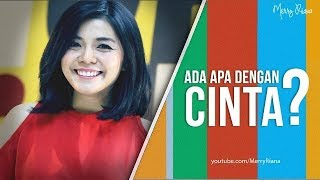 Video ADA APA DENGAN CINTA? (Video Motivasi) | Spoken Word | Merry Riana download MP3, 3GP, MP4, WEBM, AVI, FLV Januari 2018