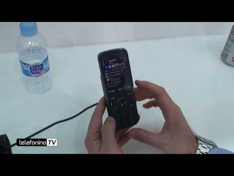 Nokia N86 videopreview da Telefonino.net