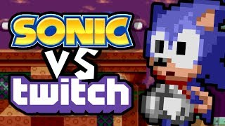 Can you Stop Me From Beating the Game? (Sonic Fan Games)