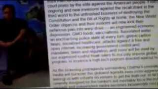 Alex Jones 1 Million Dollar Money Bomb 2012 Poison Planet