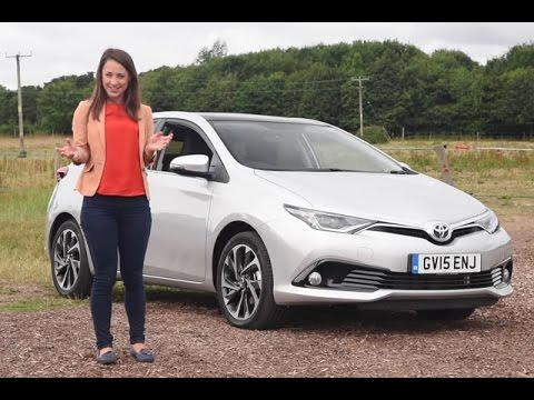 Toyota Auris 2015 review | TELEGRAPH CARS