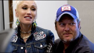 Blake Shelton - Nobody But You (Duet with Gwen Stefani) (In-Studio Behind the Scenes)