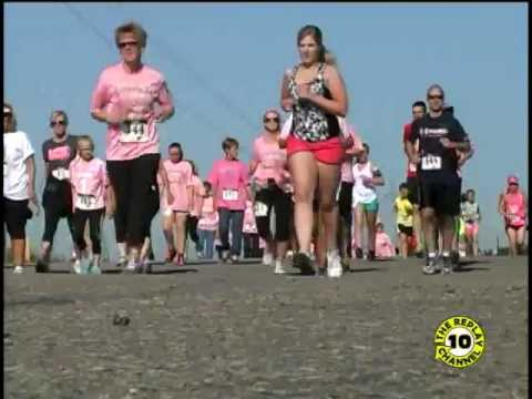 2012 Running of the Pink Jamestown ND
