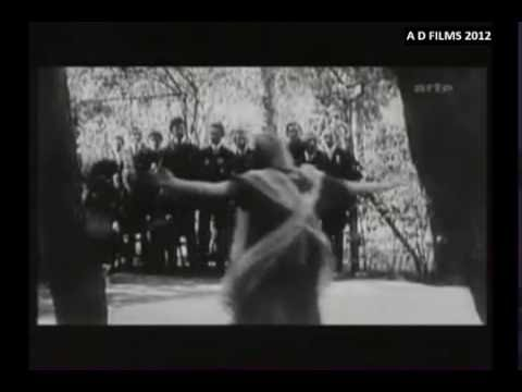 Isadora Duncan (1877-1927) – Film of an Outdoor Recital