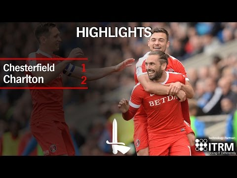 HIGHLIGHTS | Chesterfield 1  Charlton 2