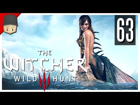 The Witcher 3: Wild Hunt - Ep.63 : Melusine & Bear School Gear! (The Witcher 3 Gameplay)