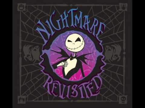 "Nightmare Revisited Marilyn Manson  ""This Is Halloween""((LYRICS IN DESCRIPTION))"