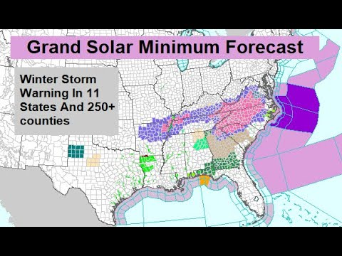 GSM Update 12/9/18 -  Diego = Rain, Snow & Havoc Across USA - November Record Cold Stats - Asteroids