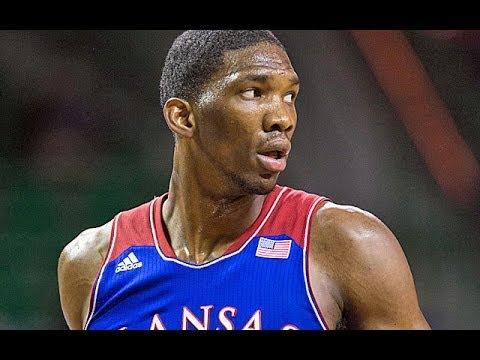 NBA 2K14 - Joel Embiid 76ers Workout - YouTube