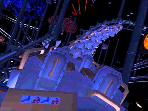 Repeat Space Mountain : Mission 2 Rct3 by benjamin310395