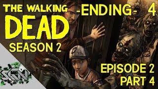 The Walking Dead: Season 2 - Episode 2 - ENDING - BLOOD IS SPILLED