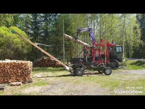Diy guillotine firewood processor