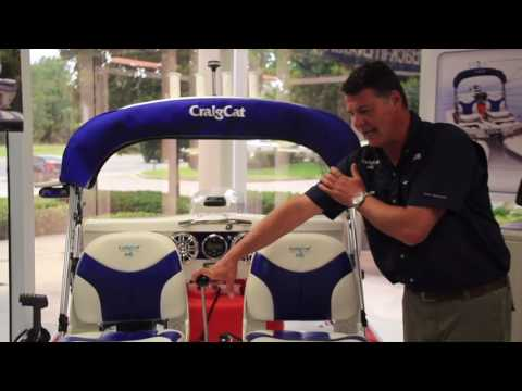 CraigCat Showroom - Learn About CraigCat Compact Boats