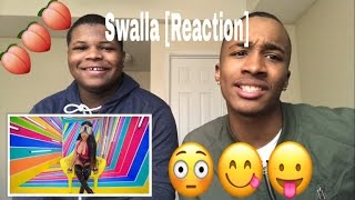 Jason Derulo ft Nicki Minaj - Swalla   REACTION