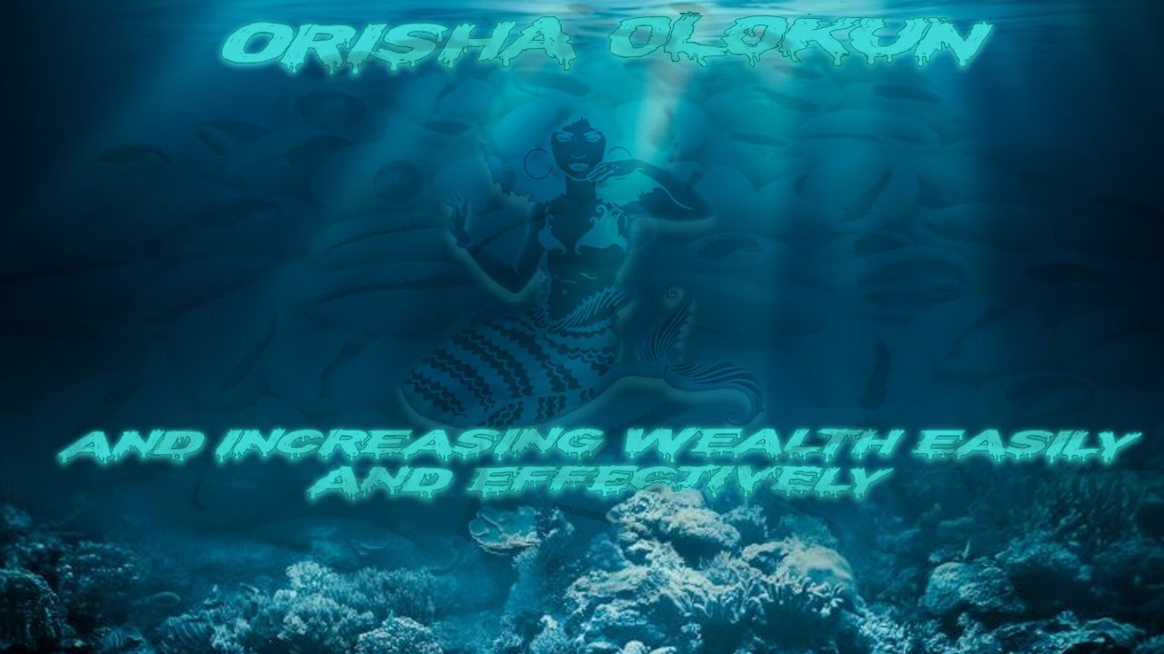 Download Orisha Olokun and the path to increasing Wealth Easily and Effectively