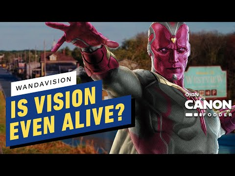 WandaVision Episode 4: Is Vision Even Alive? | MCU Canon Fodder