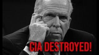 Did Brennan Destroy CIA Reputation Or Confirm It?