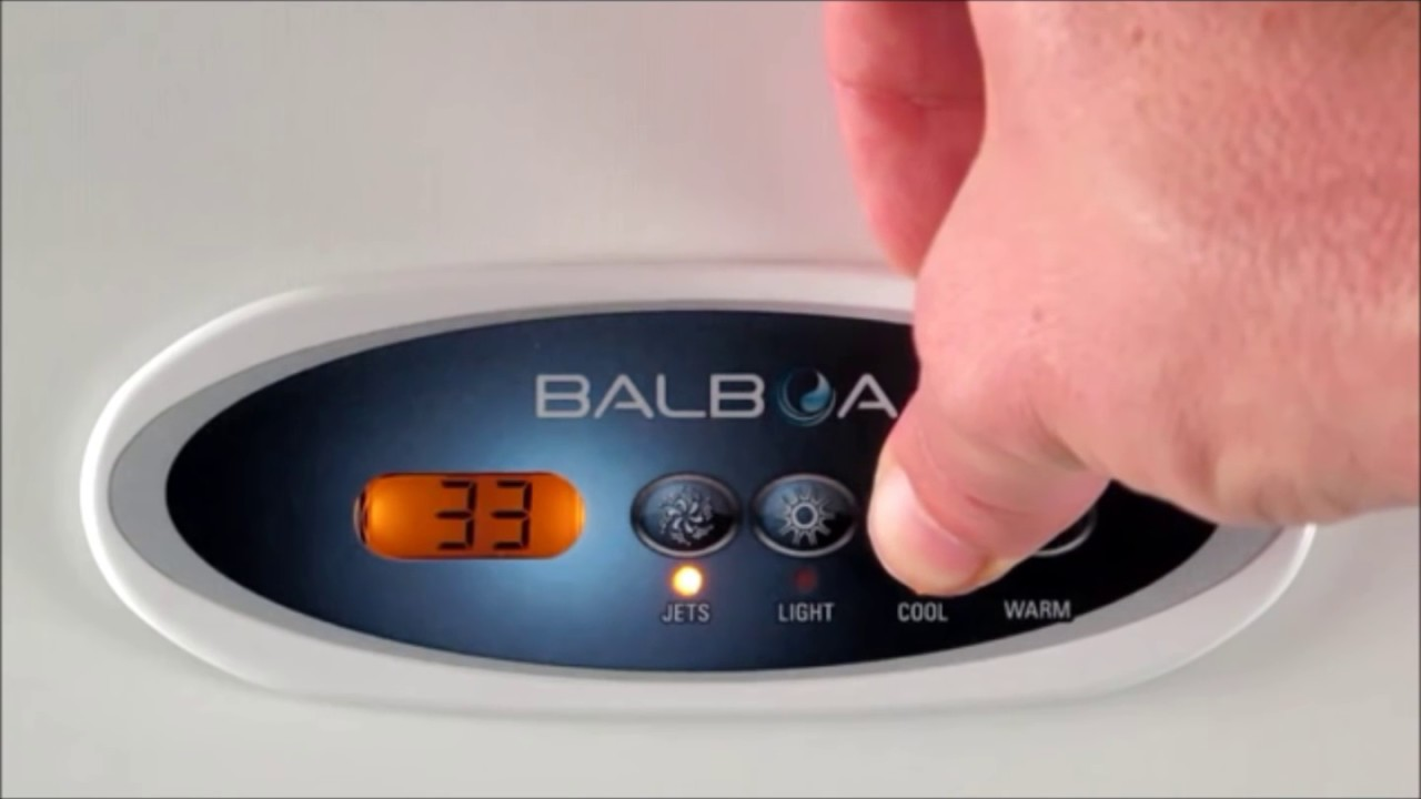 balboa gs 100 hot tub quick set up guide from the balboa water group hot tub suppliers [ 1280 x 720 Pixel ]