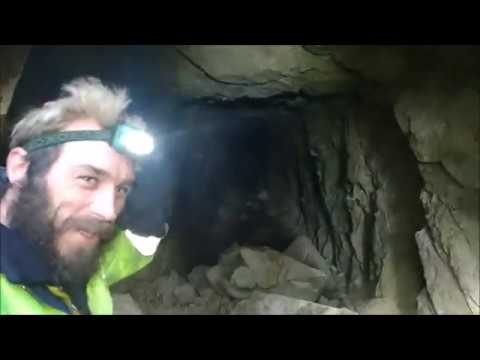 Tintin Tasmanian Gold  Mine Number 2