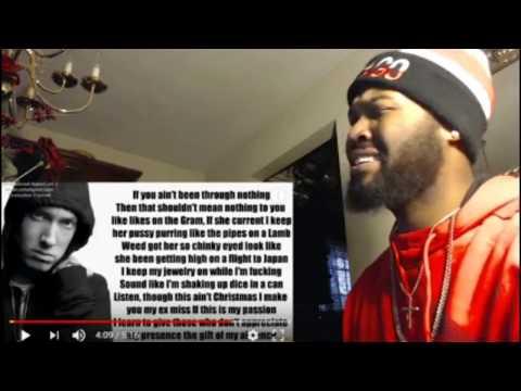 Eminem - Vegas (Iggy Azalea Diss) - REACTION