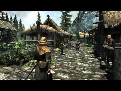 Analisis The Elder Scrolls V: Skyrim