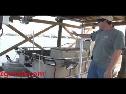 Bowfishing Pontoon Boat For Sale!